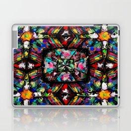 Ecuadorian Stained Glass 0760 Laptop & iPad Skin