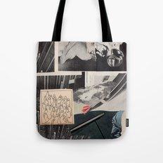 Snap Snap Tote Bag