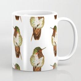 Volcano Hummingbird Coffee Mug