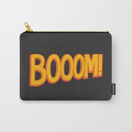 Booom! Carry-All Pouch