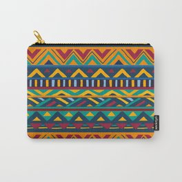 African Style No9 Carry-All Pouch