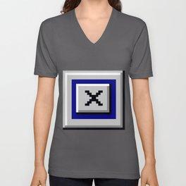 WIN2K - Eksu Unisex V-Neck