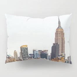 The New York Cityscape City (Color) Pillow Sham