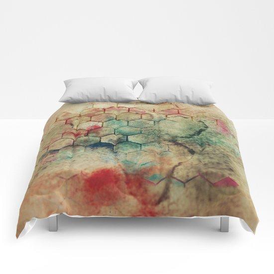 Hexa II Comforters