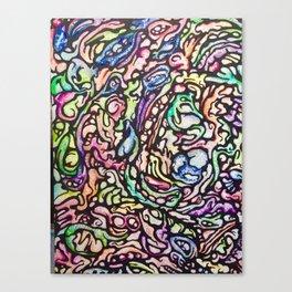 ColorSync Canvas Print