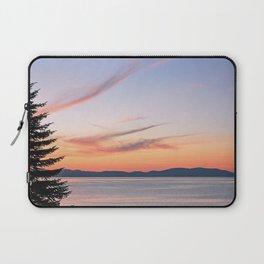 Tahoe Sunset Laptop Sleeve