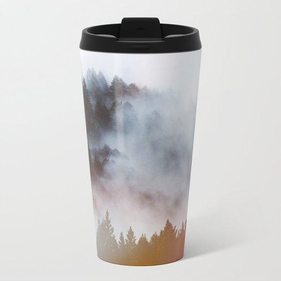Stranger things Metal Travel Mug