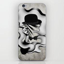 gentle smoke iPhone Skin