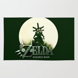 Zelda Mask Rug