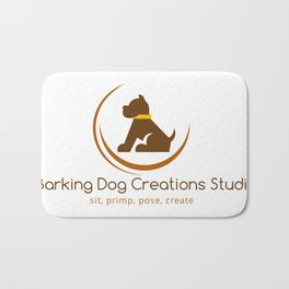 Barking Dog Creations Studio Bath Mat