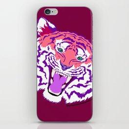 Pink Endangered iPhone Skin