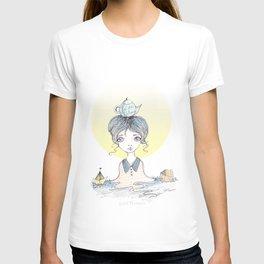 """""""Te de tila"""" T-shirt"""