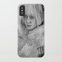 amy sia iPhone & iPod Cases featuring Sia by JenHoney