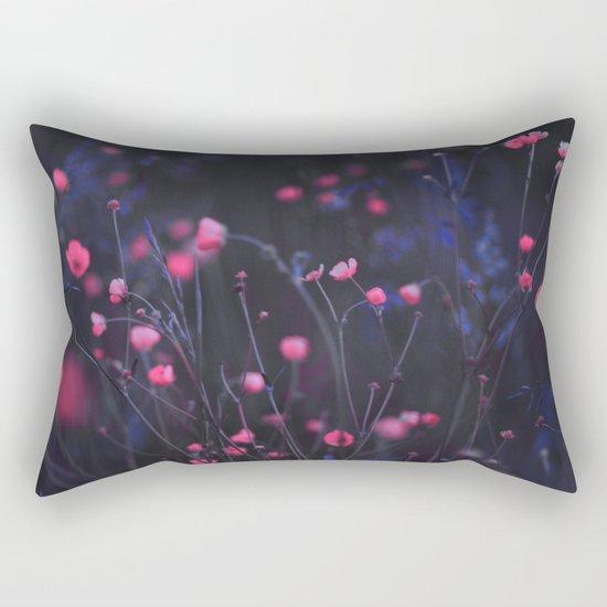 Purple dusk. Rectangular Pillow