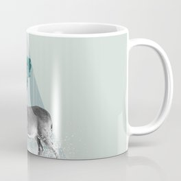 Deer, Stag, Forest Animal, Woodlands Coffee Mug