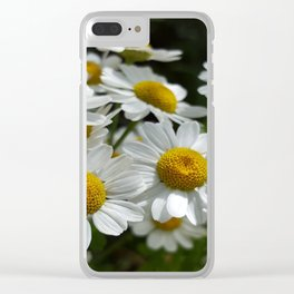 Palpable Happiness Clear iPhone Case
