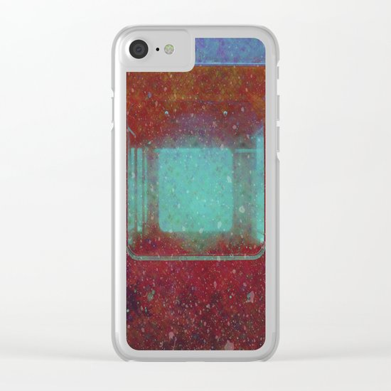 Into the City, Structure Windows Grunge Clear iPhone Case