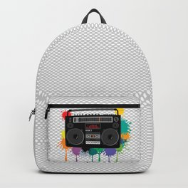 C13D Music Boombox 3 Backpack
