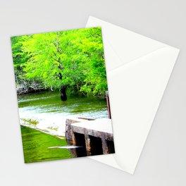 Lake Waccamaw Dam Stationery Cards