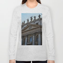 Vatican City Long Sleeve T-shirt