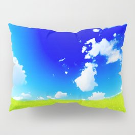 Anime Sky 4 Pillow Sham