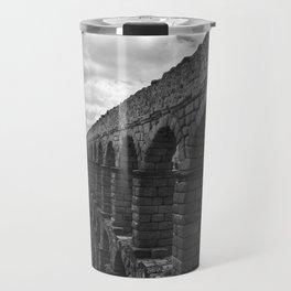 Segovia, Spain - Aqueduct Travel Mug