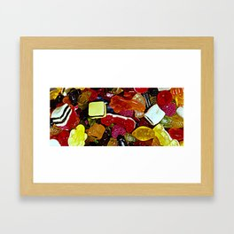 Haribo_Germany Framed Art Print
