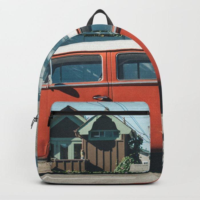 Santa Cruz car Backpack