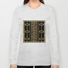 Art deco design II Long Sleeve T-shirt