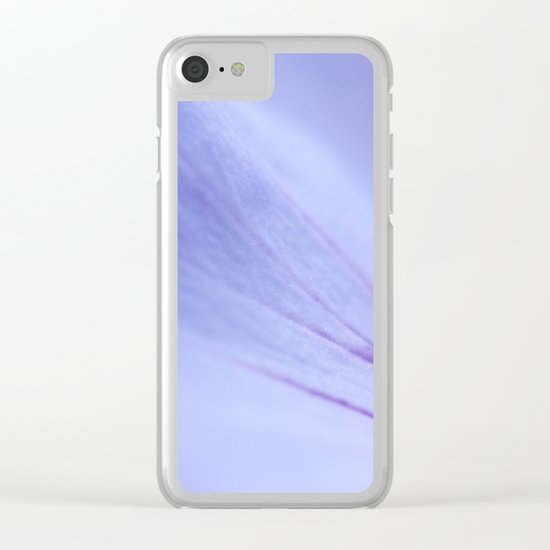 SOFTNESS #1 #art #society6 Clear iPhone Case