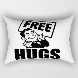 Free Hugs! Rectangular Pillow