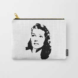 Rita Hayworth Is Class Carry-All Pouch