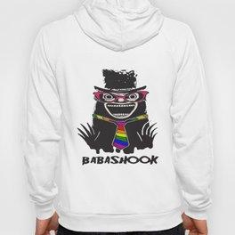 Babashook Gay Pride LGBT Babadook Tee Icon Queen Dook Cult Film Gay T-shirts Hoody