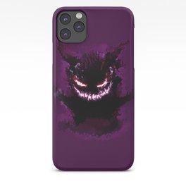 Gengar Smile iPhone Case