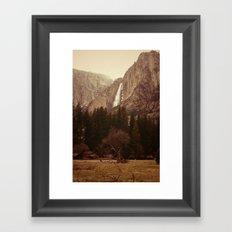 Yosemite 2 Framed Art Print