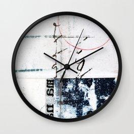 Circles and Quadrants Wall Clock