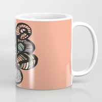 dreamer Mugs featuring Dreamer by Sarah Doherty