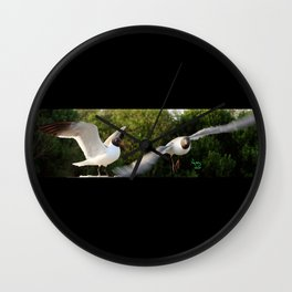 Mine! Wall Clock