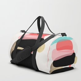 Modern minimal forms 1 Duffle Bag