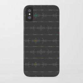 #7 iPhone Case