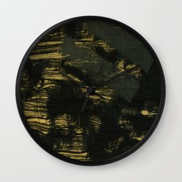 Understructure 5 Wall Clock