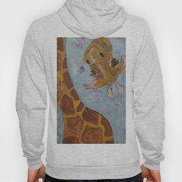 Giraffe Tall Hoody