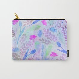 spring flowers vb Carry-All Pouch