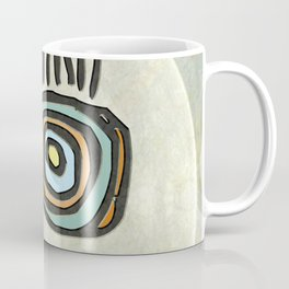 Tribal Maps - Magical Mazes #01 Coffee Mug