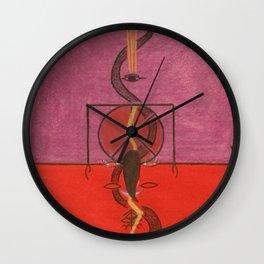 Uben Wall Clock
