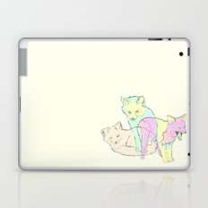 3 Channel Island Foxes Laptop & iPad Skin