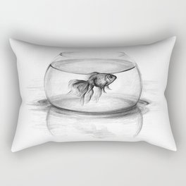 Just one wish Rectangular Pillow
