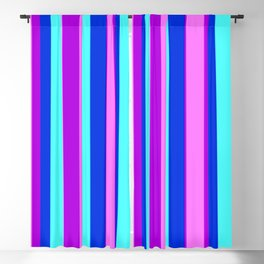 Stripes Blackout Curtain