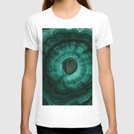 Earth treasures - Malachite T-shirt