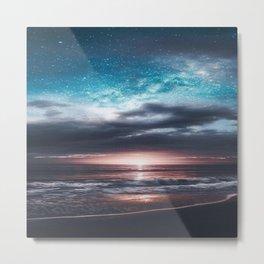 OCEAN#02 Metal Print